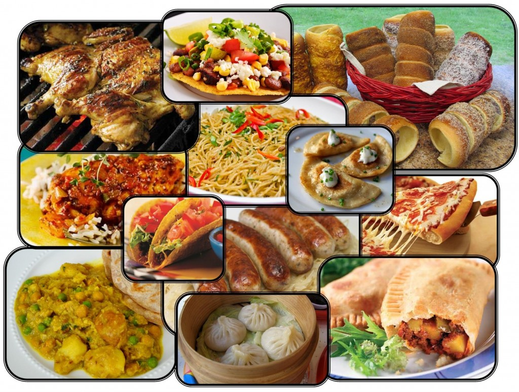 Indian Foods For Potluck